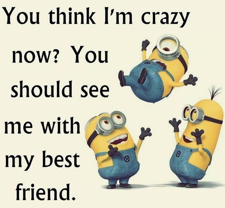 Funniest Memes Quotes Ever : Minions love bananas and