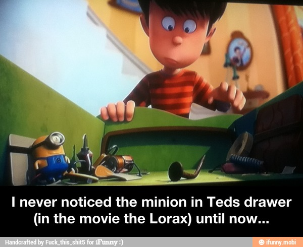 minion in lorax