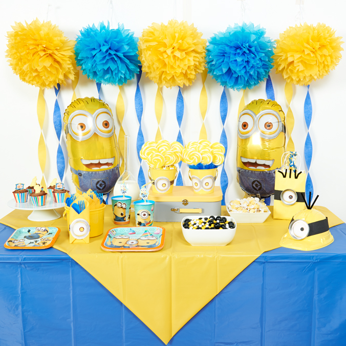 21 Cool Diy Minion Party Ideas Minionsallday