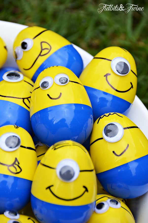 DIY Minion Party Ideas