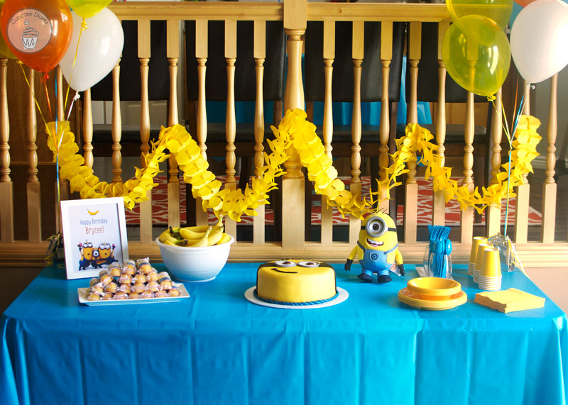 21 Cool Diy Minion Party Ideas Hacked By Suliman Hacker