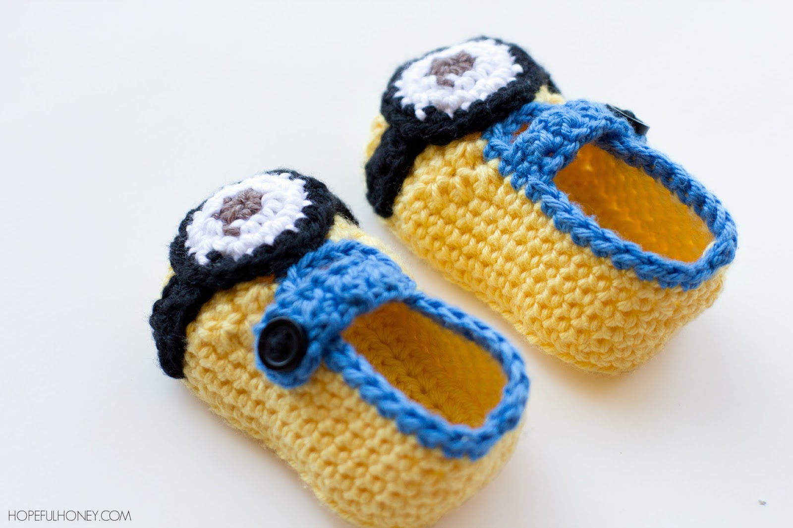 21 Striking Minion Crochet Designs - Minionsallday