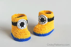 Minion Crochet Designs