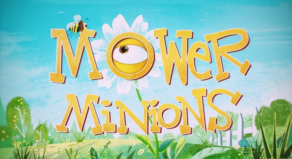 Mower Minion mini movie