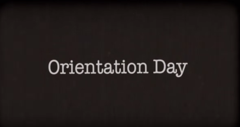 orientation day minion mini movie