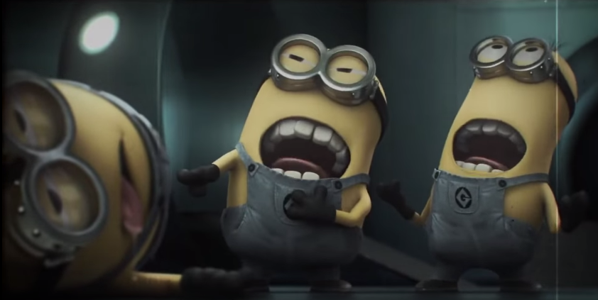 orientation day minion mini movies