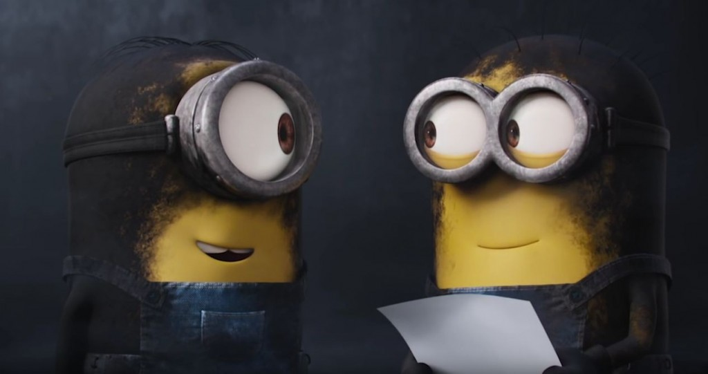 competition minion mini movie