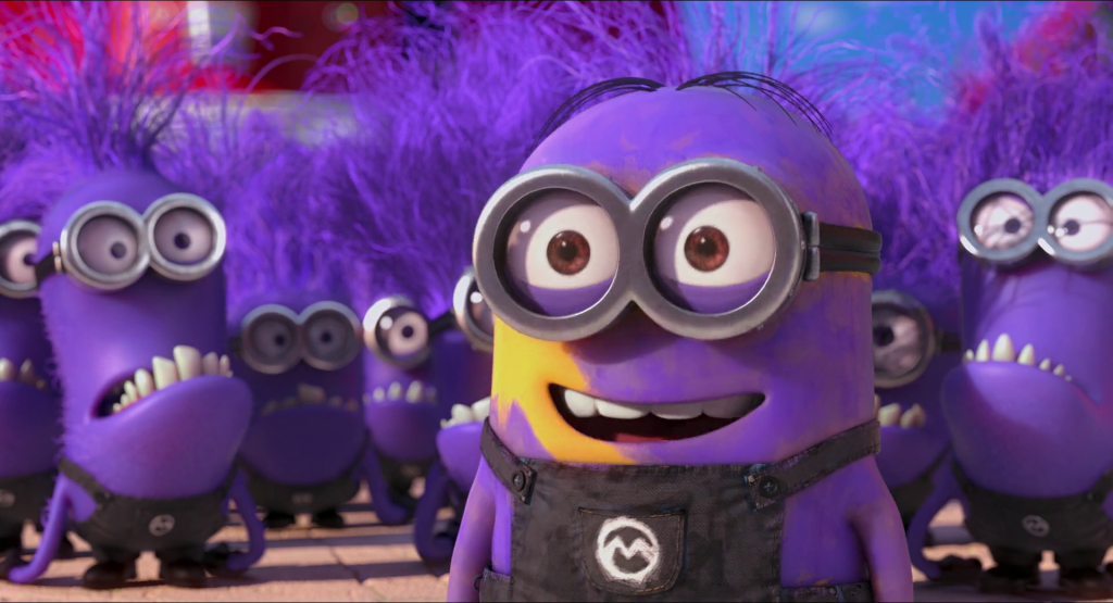 Purple Minions: Introduction, Purple, Names, Facts and more