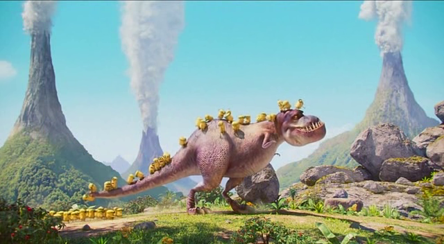 minions before time