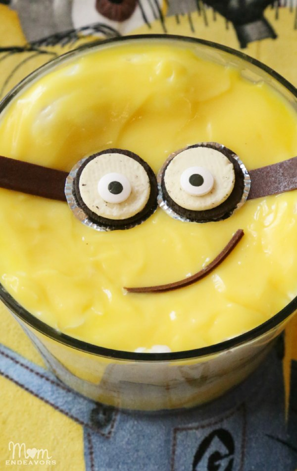 Minion Food Ideas