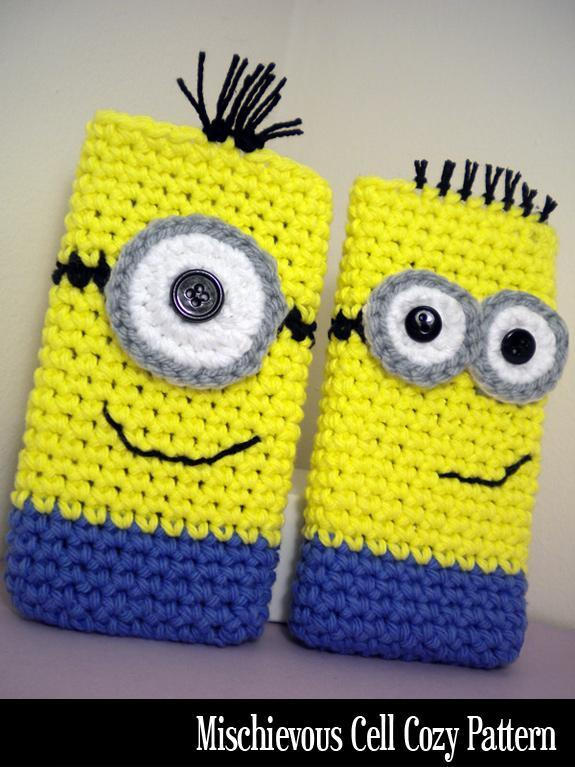 DIY minion craft ideas Phone case